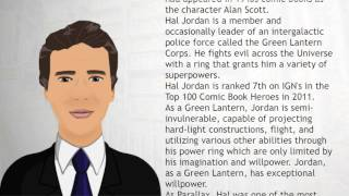 Hal Jordan Green Lantern - Wiki Videos