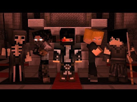 """Never Die"" - A Minecraft Original Music Video"