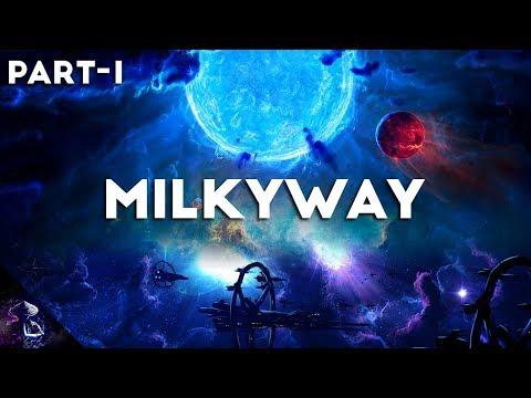 हमारी मिल्की वे गैलेक्सी का अद्भुत सफ़र The Milky Way Journey Hindi Part-1