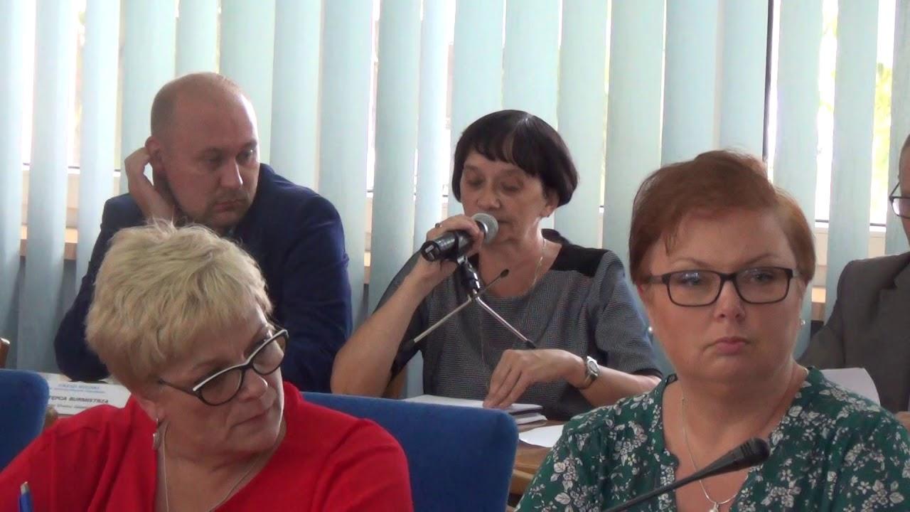 XXXVIII Sesja Rady Miasta i Gminy Nowy Dwór Gdański CZ.1  – 31.08.2017