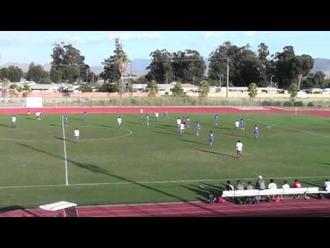 Oxnard College vs Santa monica Mens Soccer 2015