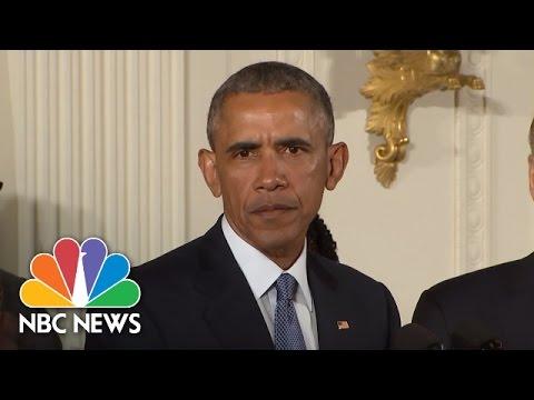 President Obama Details Executive Action Plan on Gun Control | NBC News