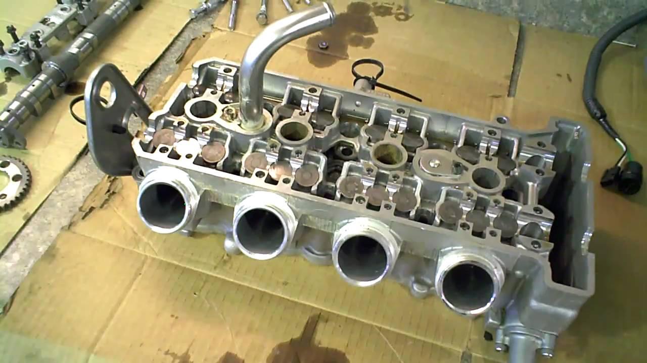 Yamaha R Cylinder Head Torque Specs