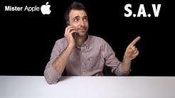 Test du S.A.V d'Apple
