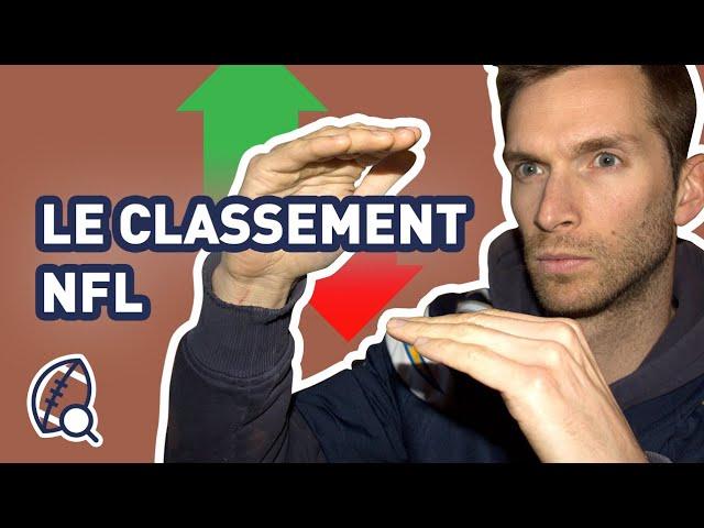 La minute football américain #28 : Comment est calculé le classement NFL ?