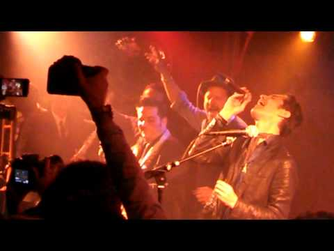 SYMPATHY FOR THE DEVIL - Perry Farrell & Pres Hall Jazz Band w/ Tangiers Blues Band - NYC 10/13/14