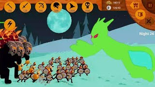 Stick War: Legacy Hack 2019 All Skins Unlocked | Android GamePlay#4 FHD