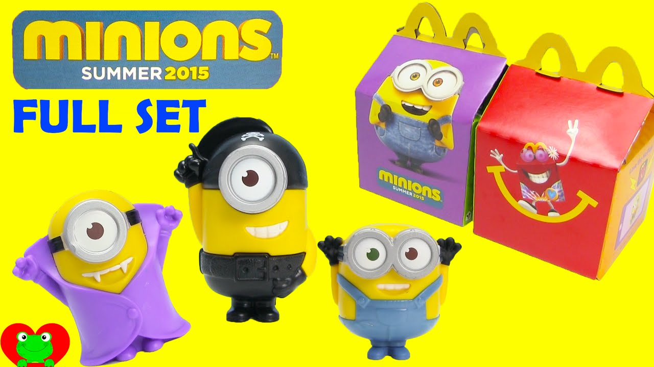 Image result for happy meal toys 2015