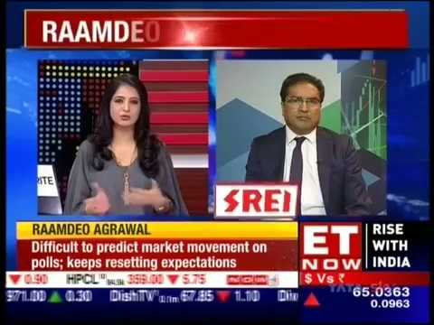 Mr. Raamdeo Agrawal  in an exclusive conversation with Nikunj Dalmia and Ayesha Faridi on ET NOW