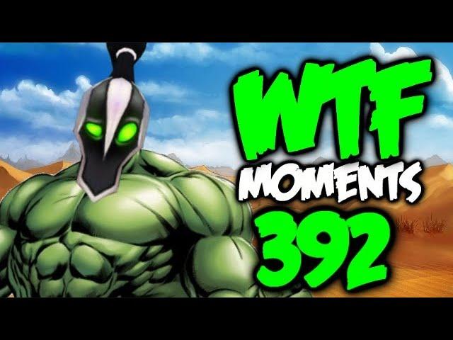 Dota WTF Moments 392