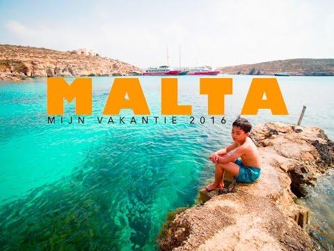 Vakantie op Malta FULL Video | DJI OSMO Footage HD 1080p