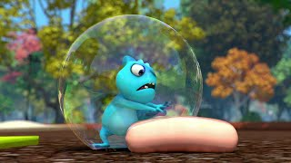 SOAP #1 #2 #3 FULL EPISODE | Cam & Leon | Cartoon for Kids |...