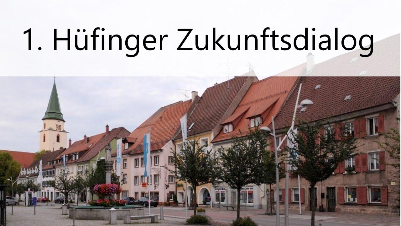 1. Hüfinger Zukunftsdialog