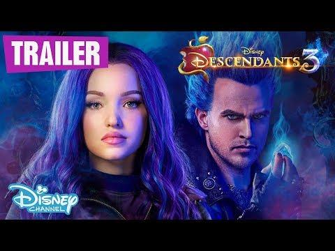 Descendants 3 | NEW! Trailer 😱 | Disney Channel UK