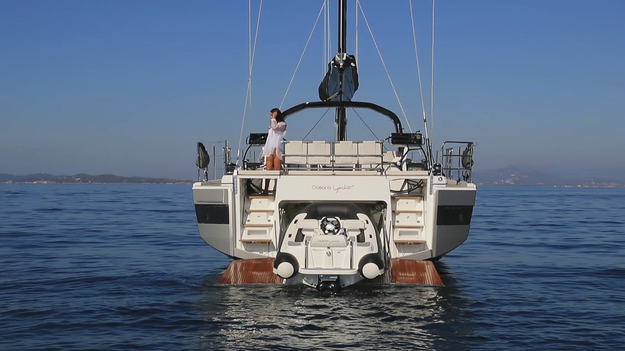 Beneteau Oceanis Yacht 62 Official Video