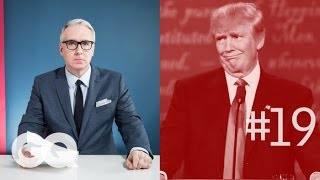 Trump's 30 Most Mind-Boggling Debate Moments (So Far) | The Closer with Keith Olbermann | GQ