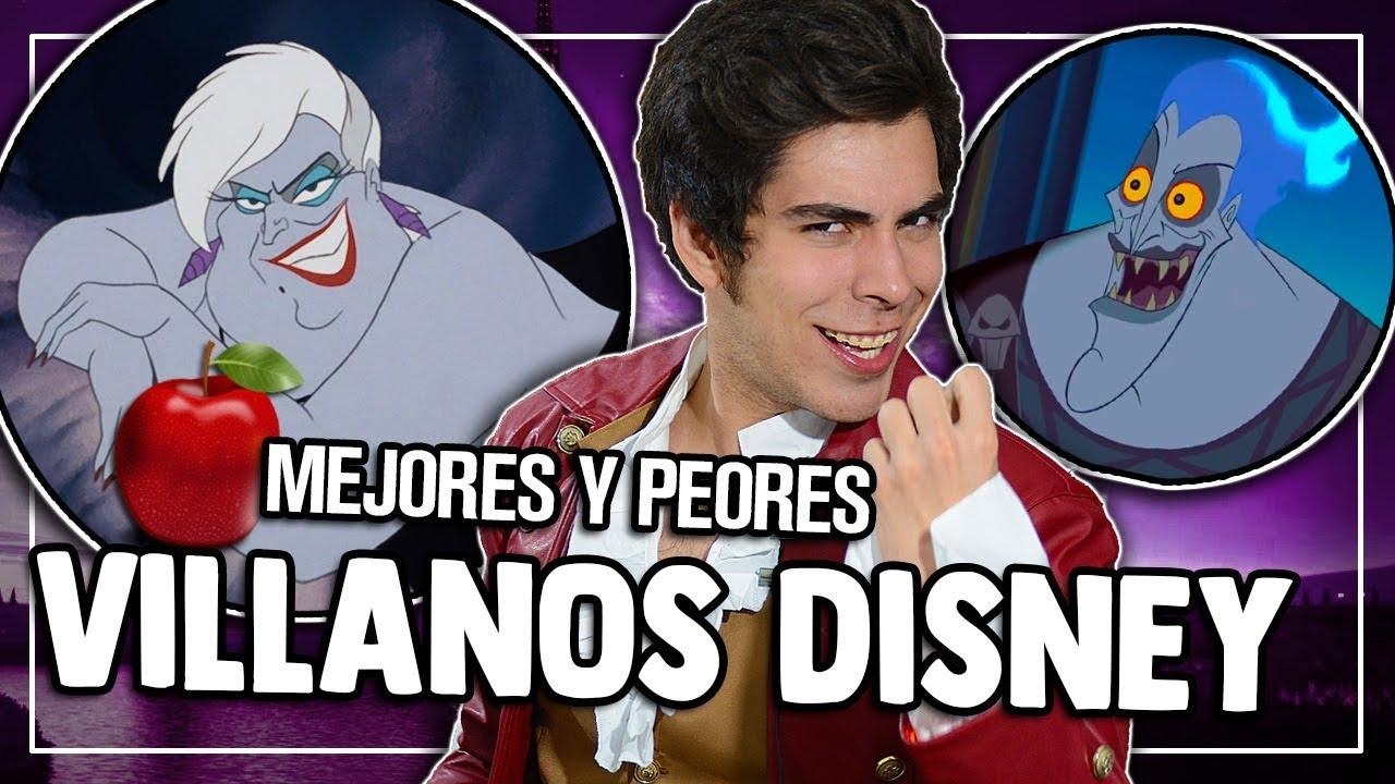 RANKING: Villanos Disney - Peor a Mejor   Caja de Peliculas