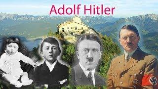 Adolf Hitler- Chancellor of Germany- Führer of Germany