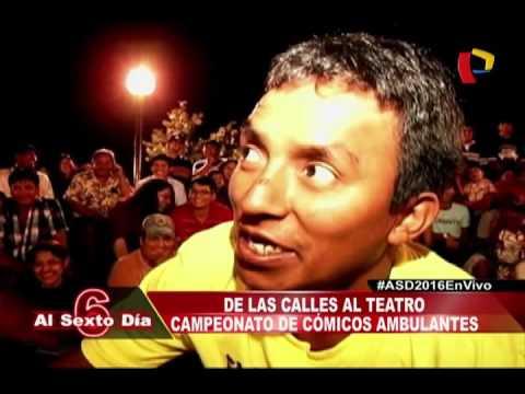De La Calle Al Teatro: El Campeonato De Los Cómicos Ambulantes