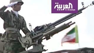 إيران تهدد أميركا بسبب الحرس الثوري