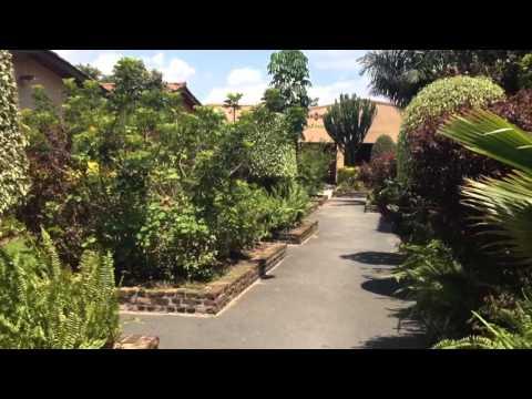 Review Flame Tree Village Hotel, Kigali, Rwanda. 25/3/16