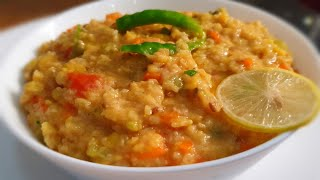 Oats Khichdi Recipe | Healthy Recipes By Cook with Lubna ♥️