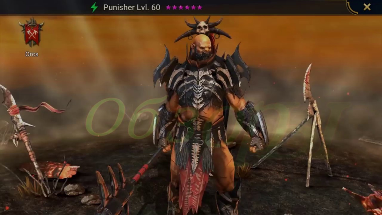 RAID: Shadow Legends. Обзор героя Враск. Навыки, во что одеть и куда поставить?