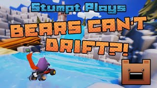 Bears Can't Drift?! - #1 - Says Who! (4 Player Gameplay)