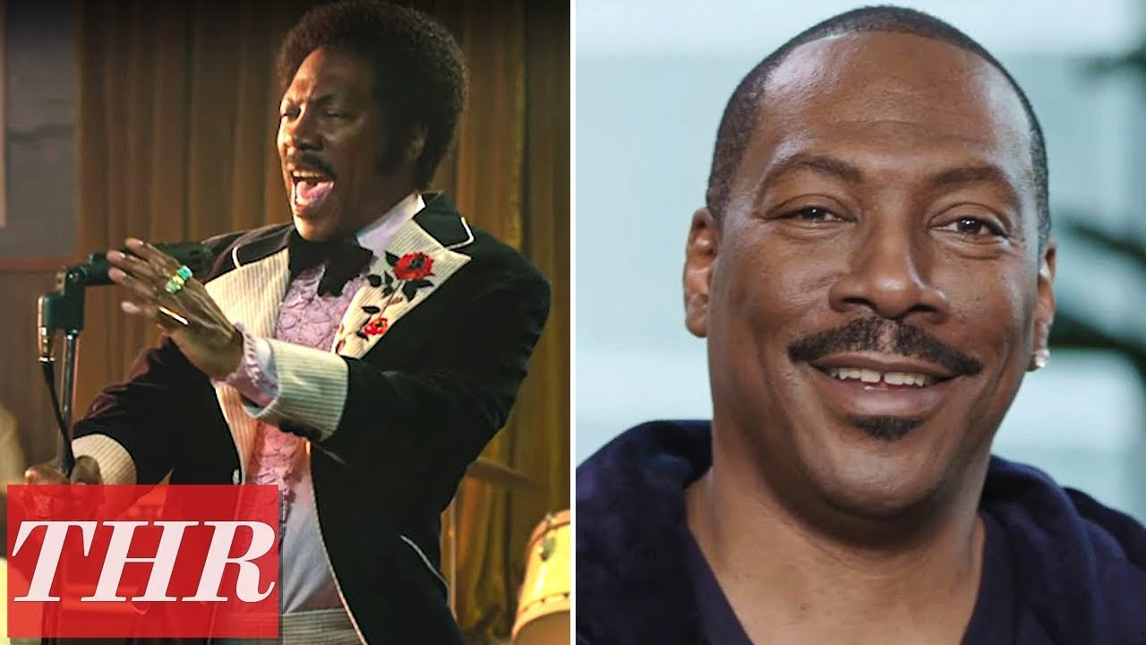 Eddie Murphy: 'Dolemite Is My Name' Isn't a Return,