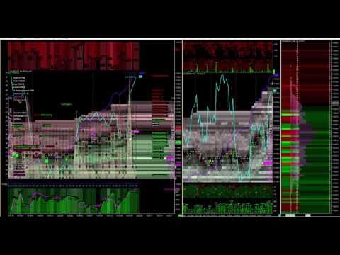 QuantMap v8 - HFT Algo et Fondamental