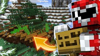 FACCIO UN REGALO A SURRY NEL SUO VILLAGGIO! Minecraft Ita Anima #29