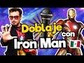 FANDUB (Doblaje Iron Man/ Avengers) Con Iron Man Mexicano/ Memo Aponte