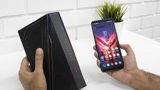 Asus ROG Phone 3 Unboxing & Overview - Most Powerful Android Smartphone