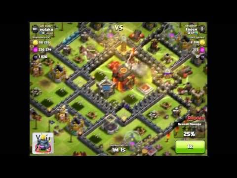 Clash of Clans [Promotional] DTP's All-Star Trophy Push - World Rank #176