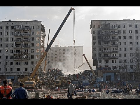 Взрывы жилых домов в России 4—16 сентября 1999 года