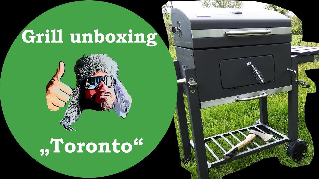 El Fuego Holzkohlegrill Ontario Test : Bester holzkohlegrill test vergleich alle infos