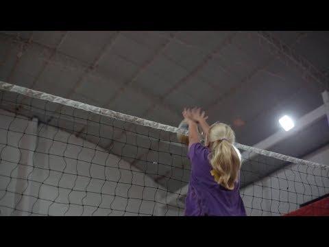 ENTRENADOS CAPÍTULO Nº 12: Volley