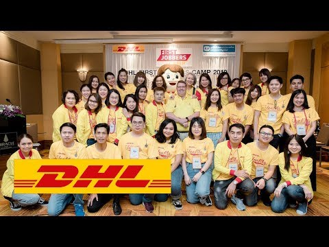 DHL First Jobbers Camp Promotes Employability In Thailand
