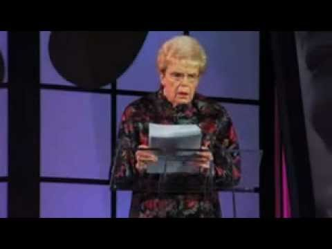 Hilarious prayer at a senior citizen's conference