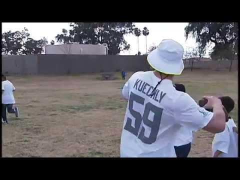 NFL Play 60 Comes to Luke Elementary School