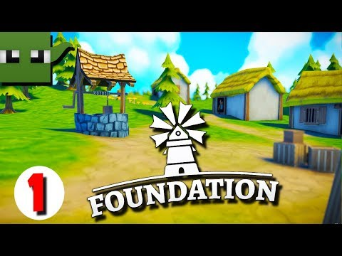 Foundation - Medieval City Building Game #1 (alpha)