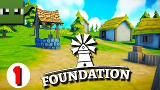 Foundation - Medieval City Building Game #1 (alpha)
