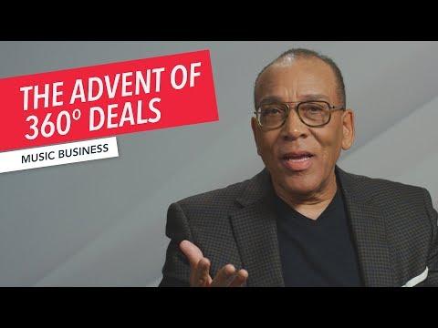 Music Industry Revenue Streams and the 360° Deal | 360-Degree Deal | Berklee Online | John Kellogg