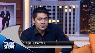 Adi Nugroho terkenal sebagai presenter ajang pencarian bakat