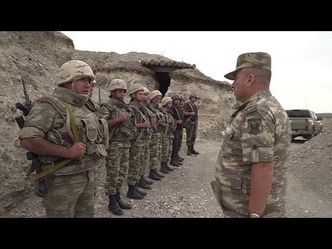 Nagorno-Karabakh: a time-bomb in the Caucasus?