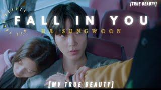 Download Ha Sungwoon - Fall In You   Ost True Beauty [MV]