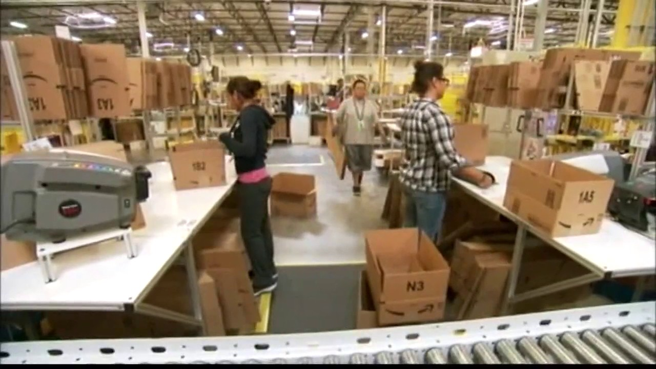 Amazon to hold job fairs Aug. 2 to fill 50000 positions