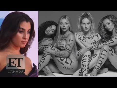Lauren Jauregui Defends Little Mix's 'Strip'