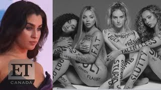 Lauren Jauregui Defends Little Mix's 'Strip'