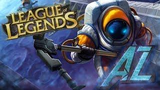 A-Z League of Legends: Nautilus - Problemy lubią się powtarzać